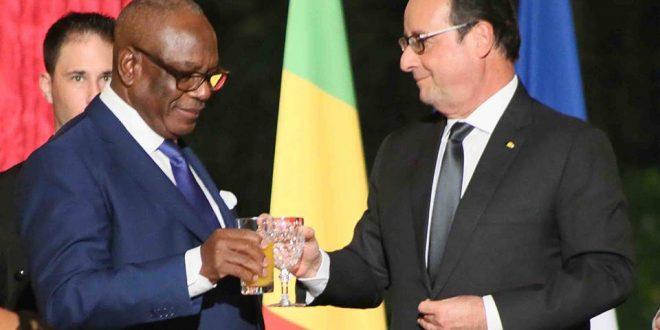 IBK-Hollande-France3-mali